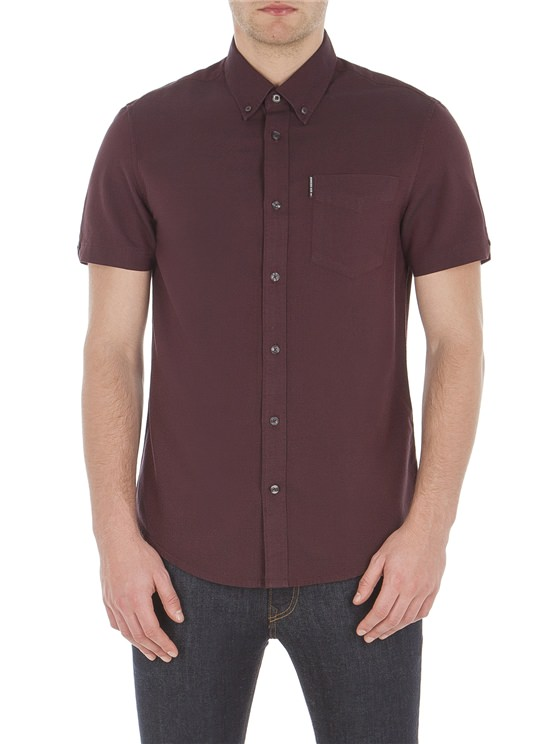 Short Sleeve Classic Oxford