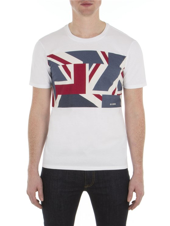 Graphic Union Jack T-Shirt