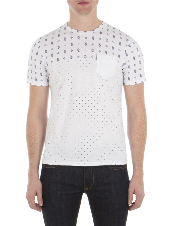 Pattern Mix T-Shirt