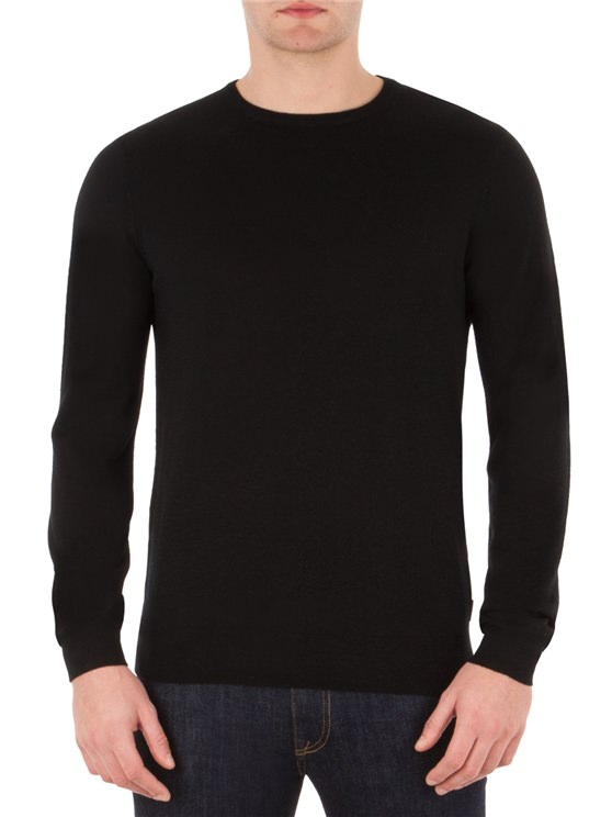Merino Crew Neck Jumper