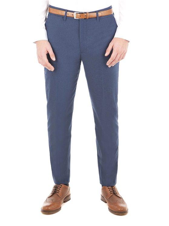 Cotton Marl Trouser