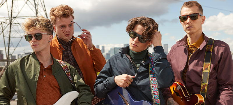 New Collection: Young Soul Rebels, Featuring The Vamps